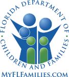 Logo Florida Department of Children and Families