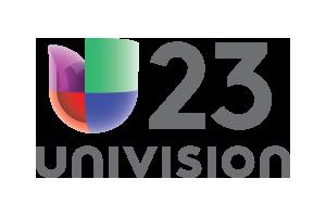 Logo Univision 23