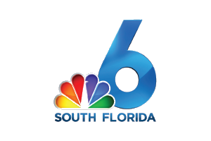 Logo NBC 6 South Florida