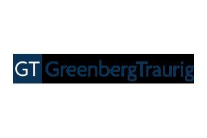 Logo GreenbergTraurig