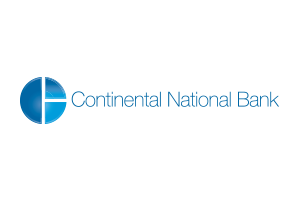 Logo Continental National Bank