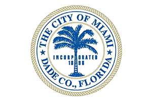 Logo The City of Miami