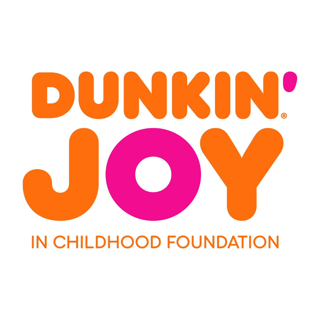 Logo Dunkin Joy Childhood Foundation