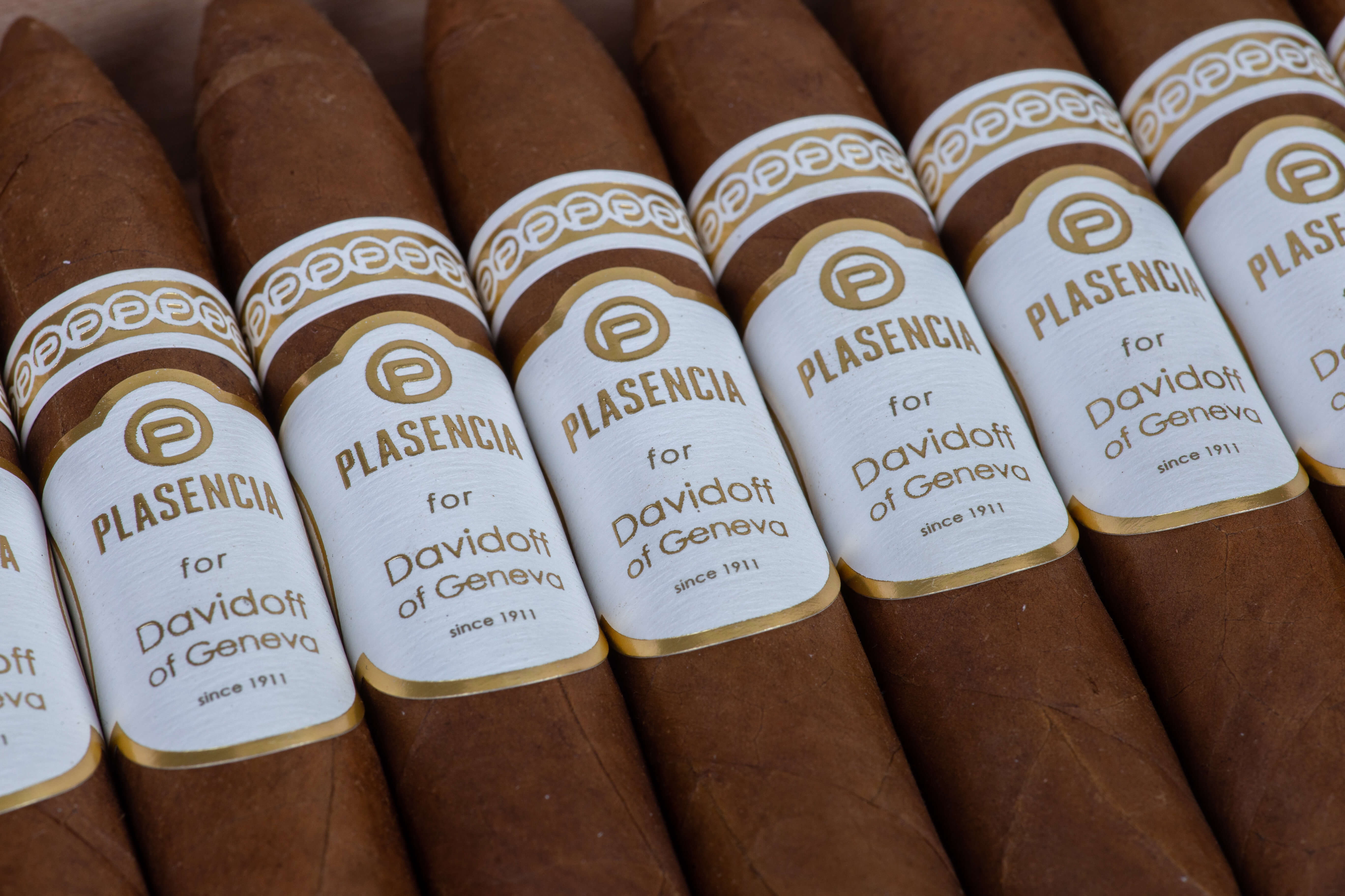 Plasencia Cigars and Davidoff of Geneva Since 1911 Launch Exclusive