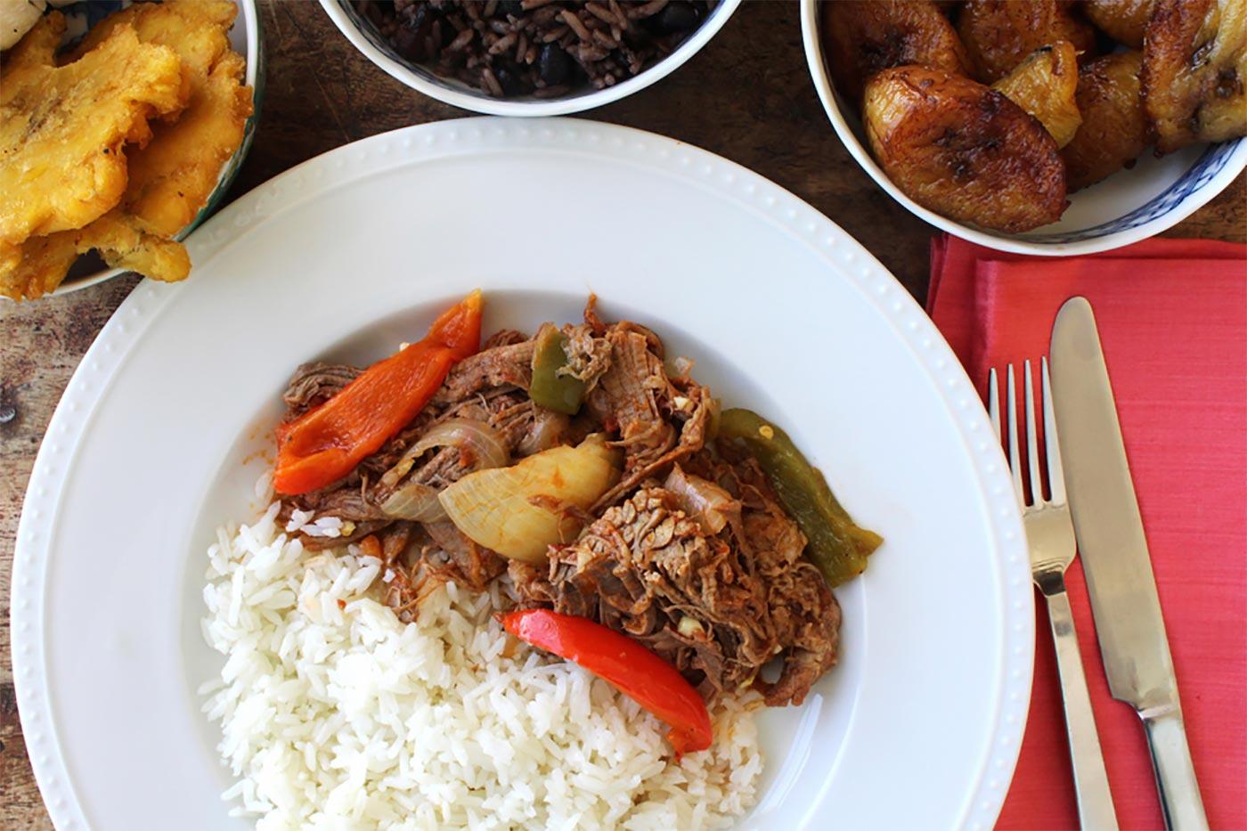 Ropa Vieja (Traditional Cuban)