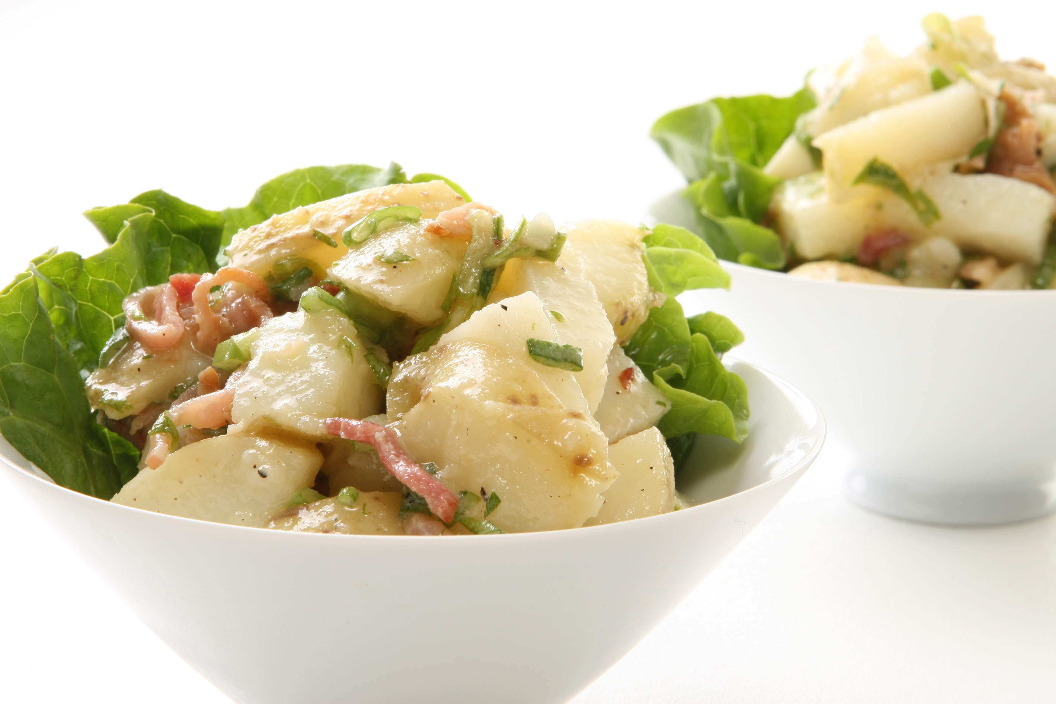 Summer Potato Salad with Honey Dijon