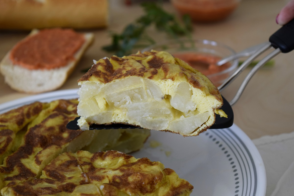Traditional Spanish Tortilla