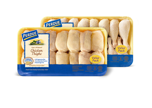 Perdue Fresh Chicken Drumsticks or Thighs