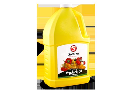 Aceite Vegetal Sedano's