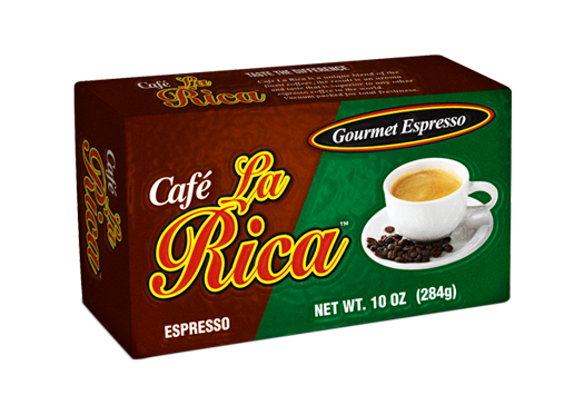 Thumbnail of La Rica Coffee