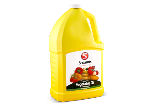 Sedano's Vegetable Oil