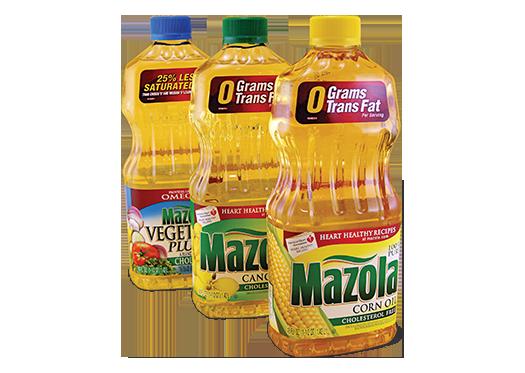 Aceite Mazola