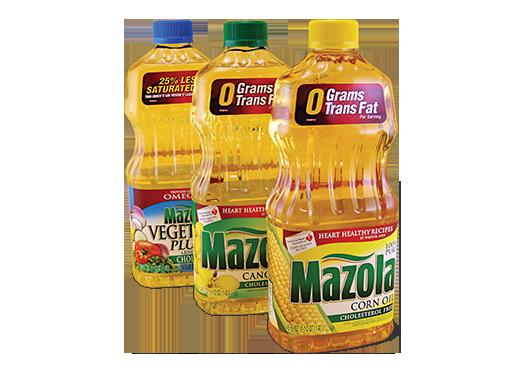 Mazola Oil