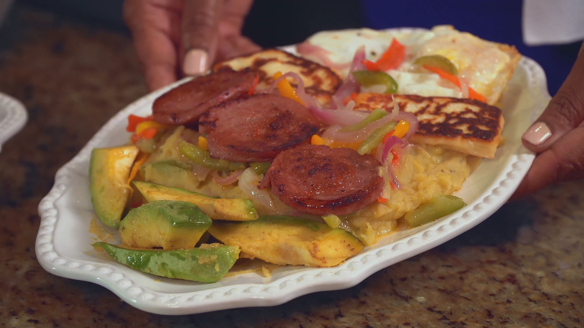 Mangu in four steps