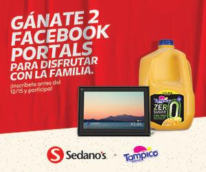 Gánate 2 Facebook Portals para disfrutar con la familia