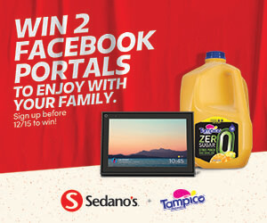 Win 2 Facebook Portals to enjoy with your family