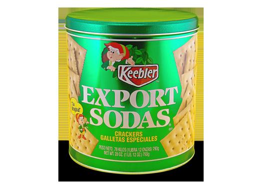 Keebler Export Soda Crackers